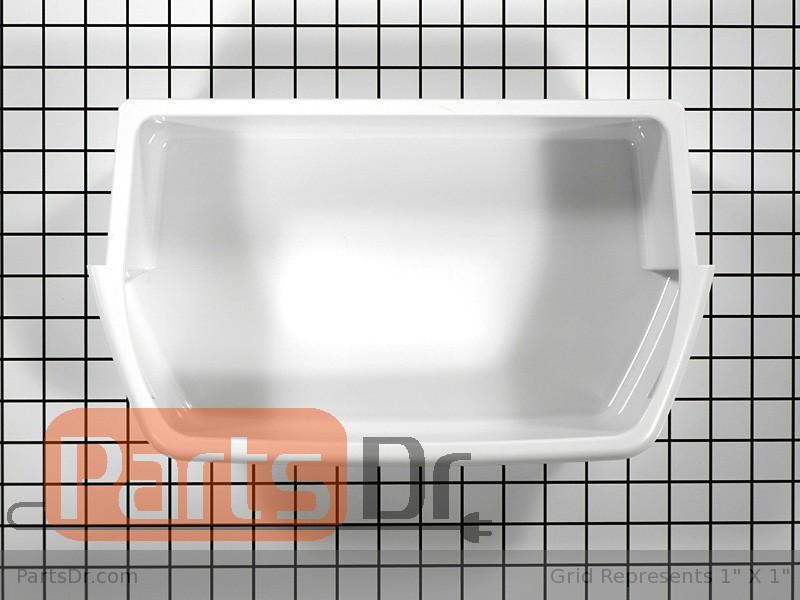 wp2204813 whirlpool refrigerator door shelf bin parts dr. Black Bedroom Furniture Sets. Home Design Ideas