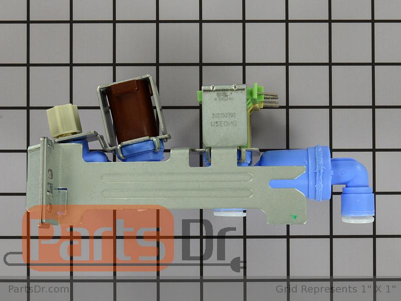Refrigerator Parts Water Inlet Valve