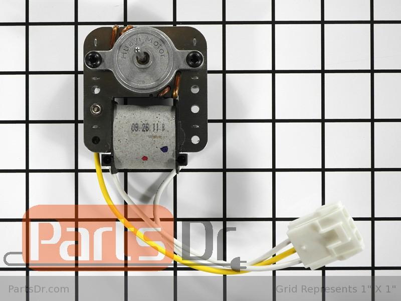 297250000 frigidaire evaporator fan motor parts dr for Frigidaire evaporator fan motor