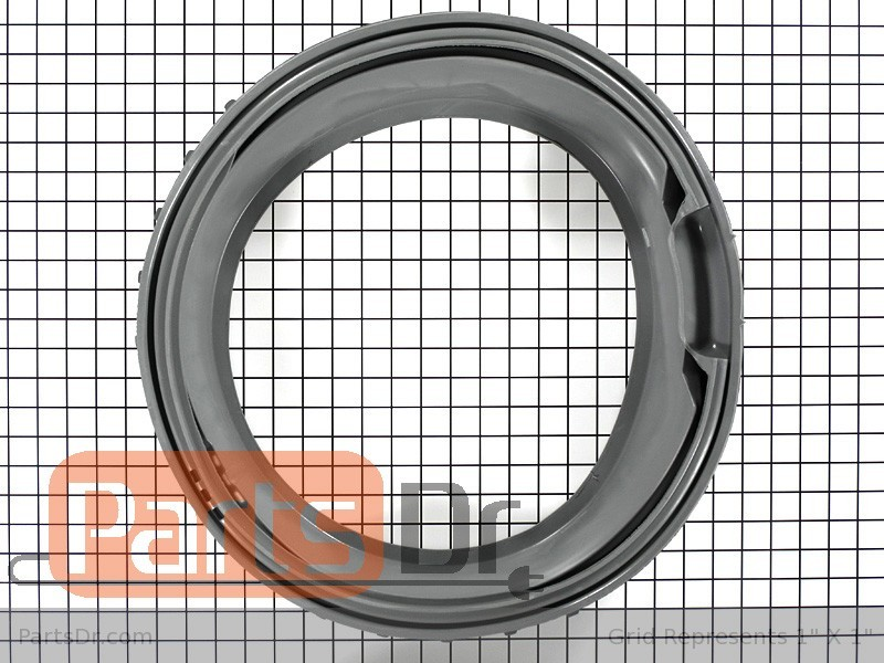 34001302 Maytag Neptune Door Boot Seal Diaphragm Parts Dr