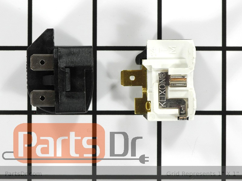 Whirlpool 4387535 Whirlpool Relay Amp Overload Kit Parts Dr