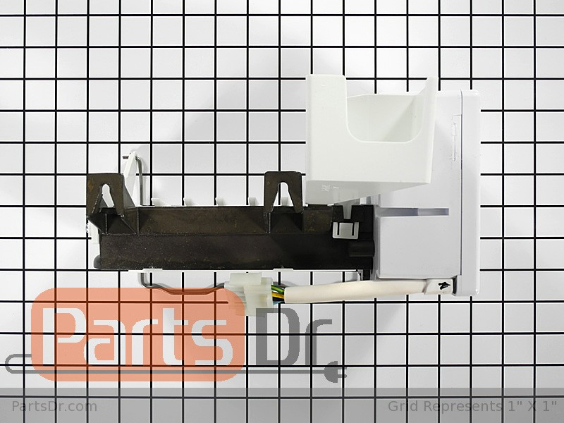 5303918344 Frigidaire Refrigerator Ice Maker Kit Parts Dr