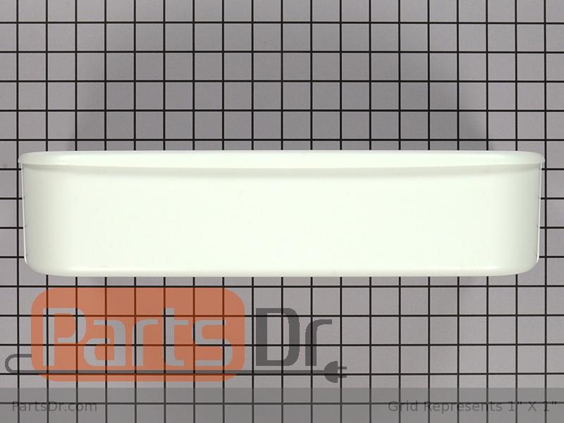 wp67004110 whirlpool refrigerator door shelf bin parts dr. Black Bedroom Furniture Sets. Home Design Ideas