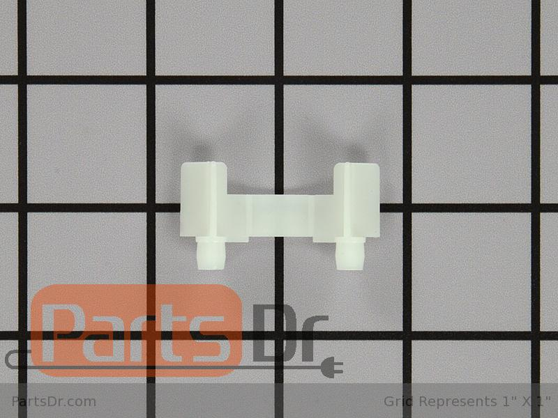 70197 1 whirlpool refrigerator door shelf retainer. Black Bedroom Furniture Sets. Home Design Ideas