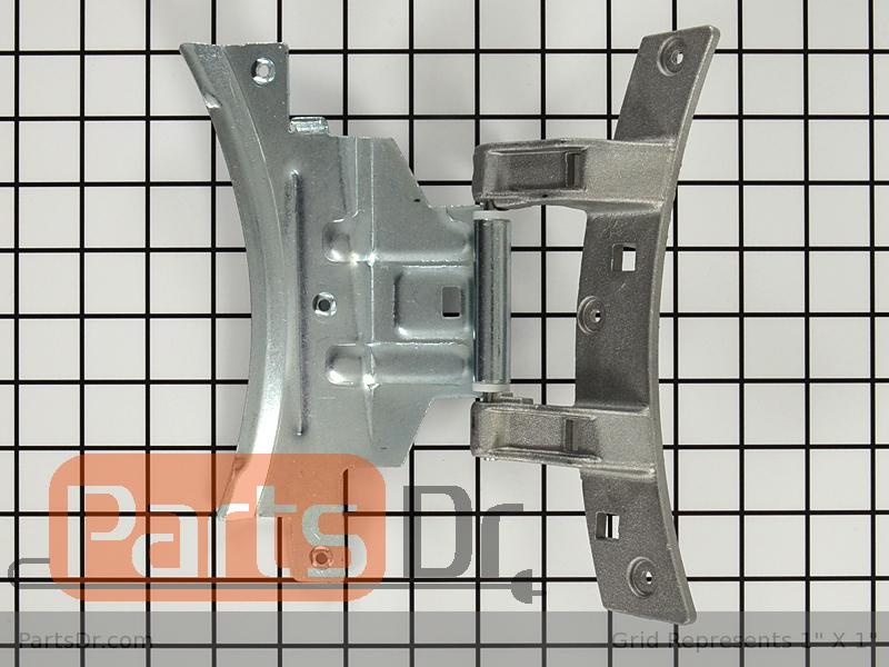 Wp8181843 Whirlpool Washer Door Hinge Parts Dr