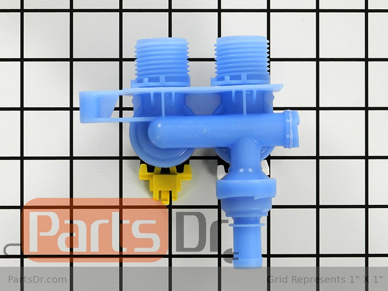 Wp8540751 Whirlpool Washer Water Inlet Valve Parts Dr