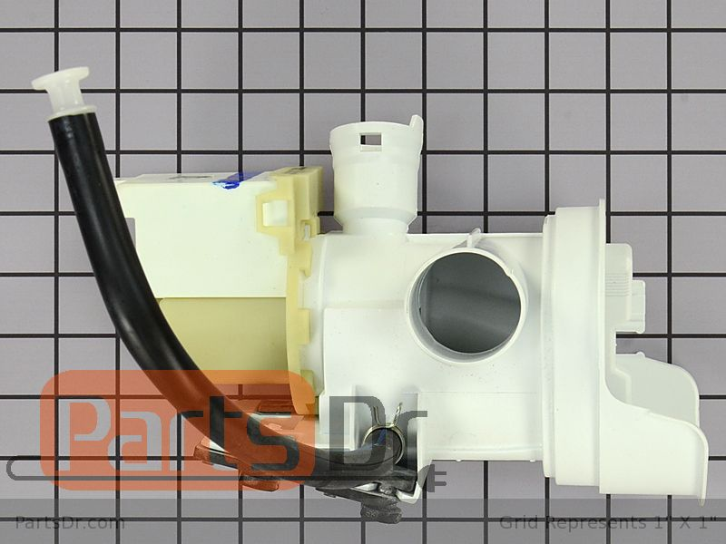 00436440 bosch washer drain pump motor parts dr for How to test a washer drain pump motor