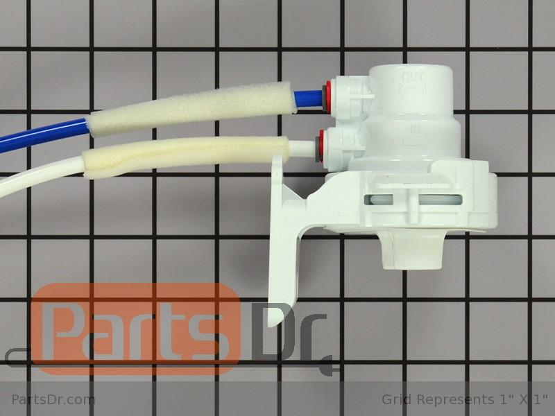 Da97 06317a Samsung Water Filter Head Parts Dr