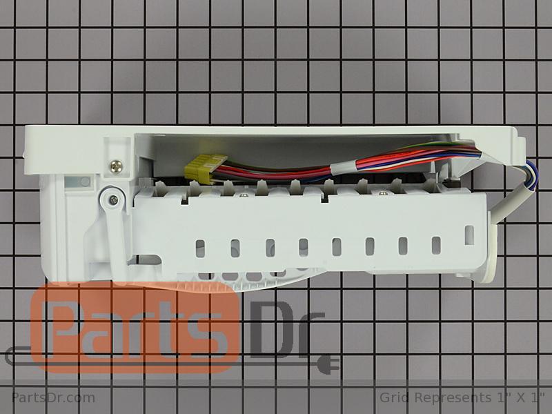 Samsung Refrigerator Rfg298aars Xaa Parts Parts Dr
