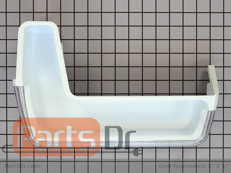 da97 11478a samsung door shelf bin left middle parts dr. Black Bedroom Furniture Sets. Home Design Ideas