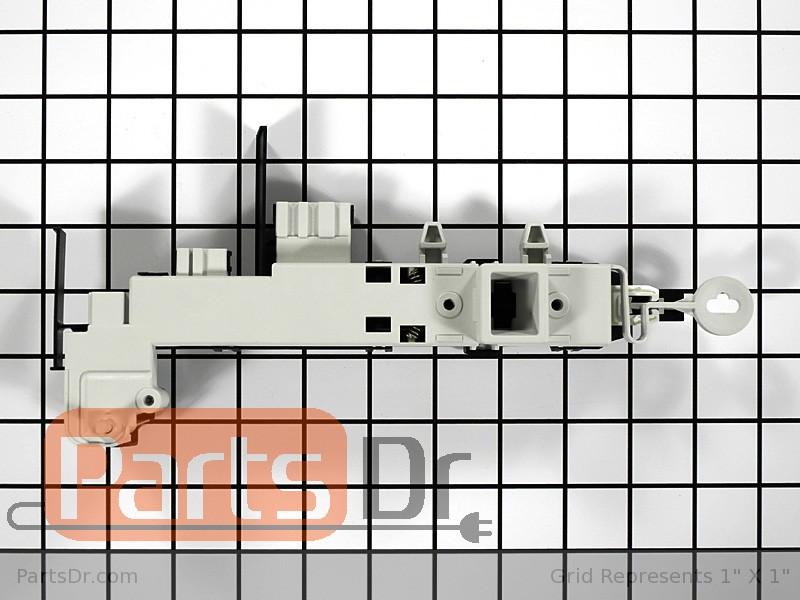 Dc64 00519b Samsung Door Lock Latch Switch Parts Dr