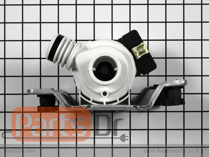 Dc96 00774a Samsung Washer Drain Pump Parts Dr