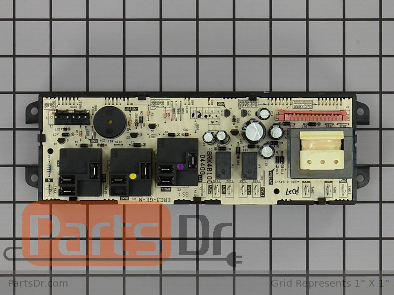 Wb27t10276 Ge Kenmore Oven Control Board Parts Dr