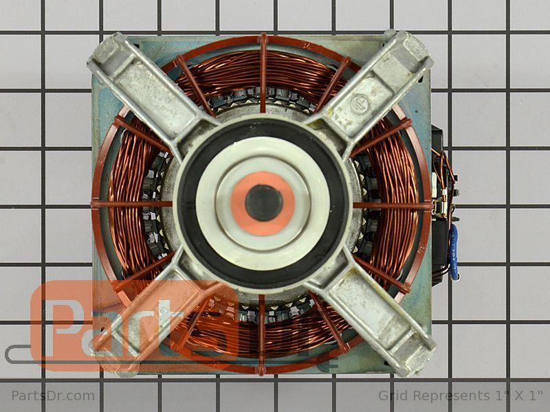 We17x10010 Ge Clothes Dryer Motor Kit Parts Dr