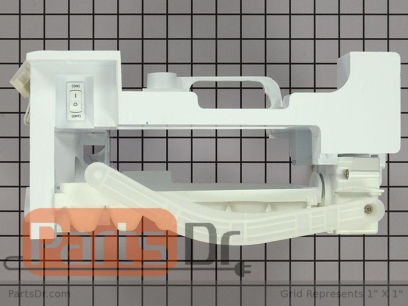 5989ja1005g Lg Ice Maker Assembly Parts Dr: ice maker maker