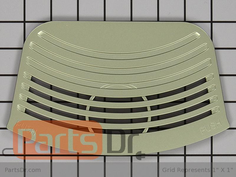 Lg Dryer Repair >> MCR62326501 - LG Refrigerator Drip Tray | Parts Dr