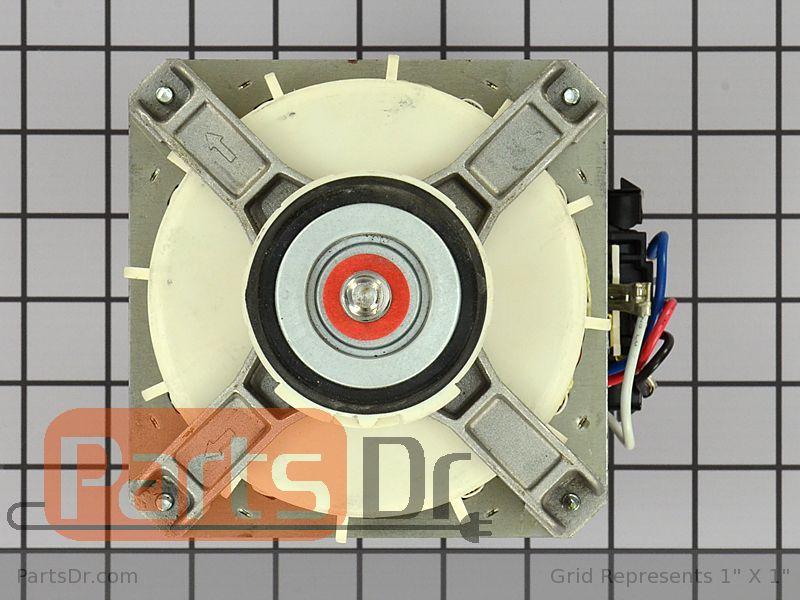 Dc31 00055d Samsung Dryer Drive Motor Parts Dr