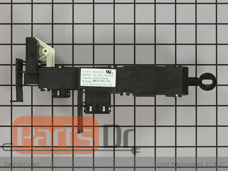 Dc34 00024b Samsung Door Lock Switch Parts Dr