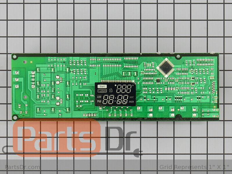 Oas Ag2 00 Samsung Oven Control Board Parts Dr