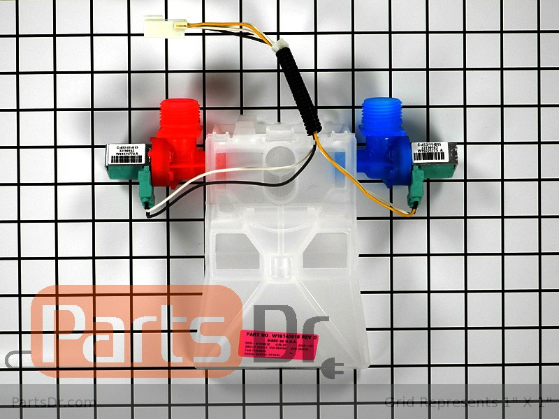 Washer Parts Water Inlet Valve
