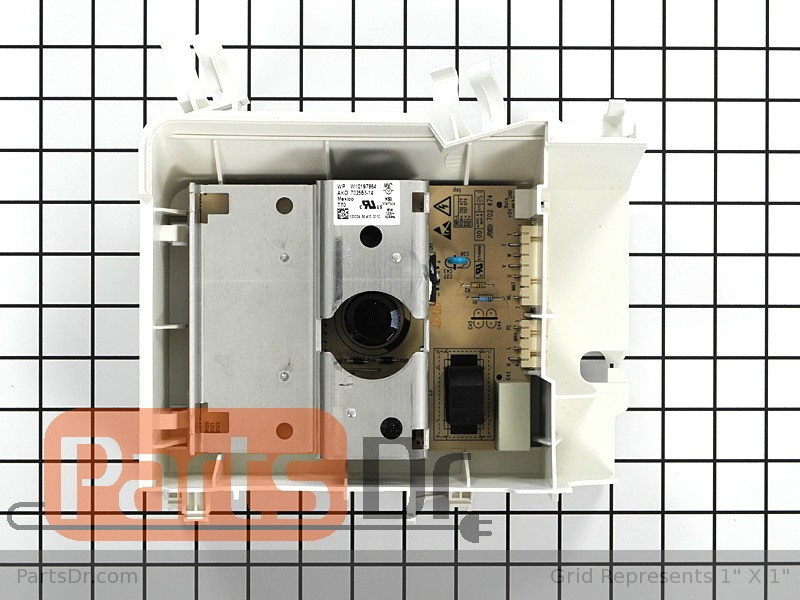 Wpw10197864 Whirlpool Washer Motor Control Board Parts Dr