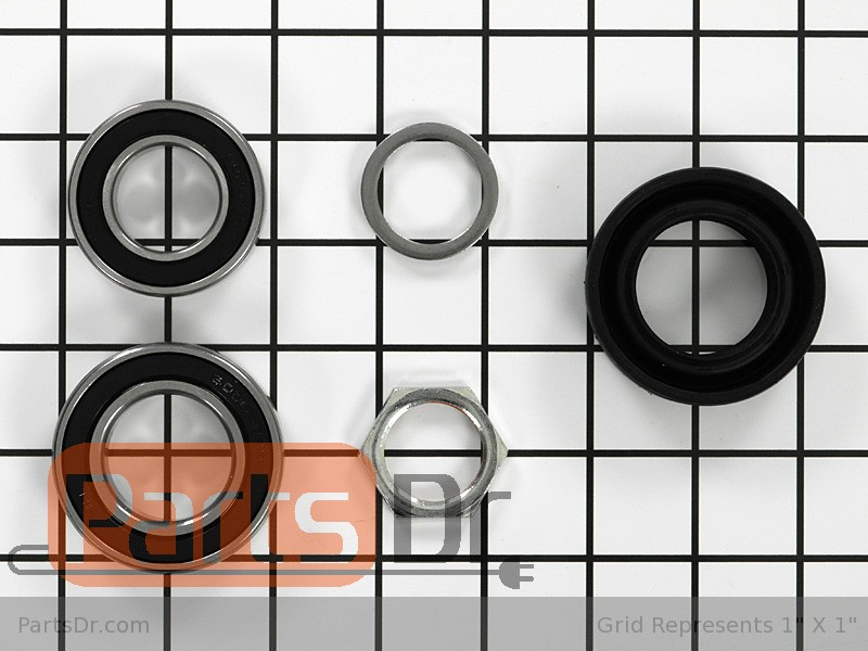 W10435302 Whirlpool Tub Bearing Shaft Amp Seal Kit Parts Dr
