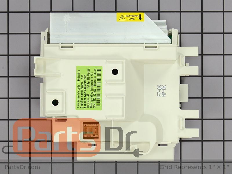 134618211 frigidaire motor control board parts dr for Frigidaire motor control board