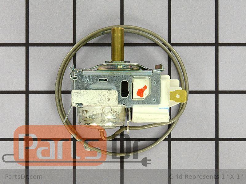 216260400 Frigidaire Temperature Control Thermostat