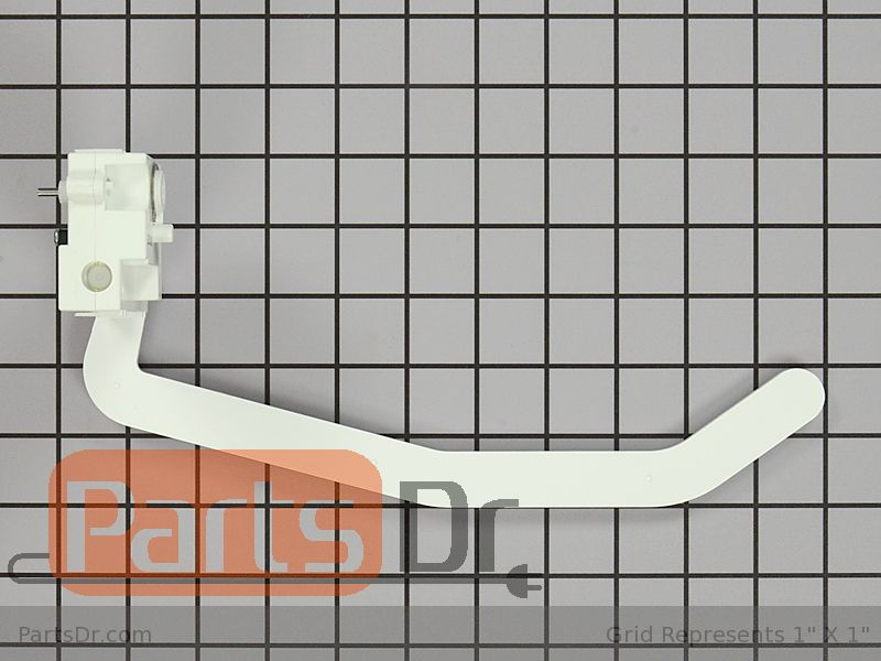241939901 Frigidaire Ice Maker Shut Off Arm Parts Dr