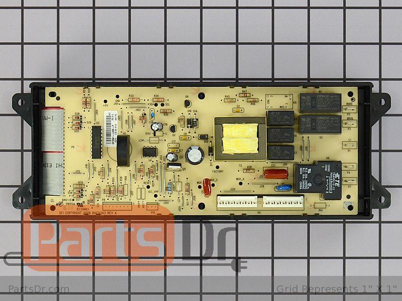 318184400 Frigidaire Oven Control Board Parts Dr