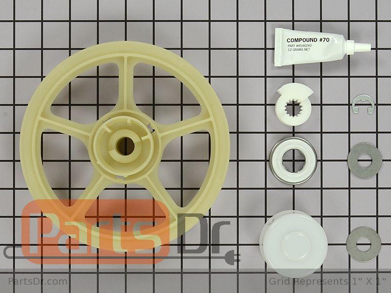 12002213 Maytag Washer Thrust Bearing Kit Parts Dr