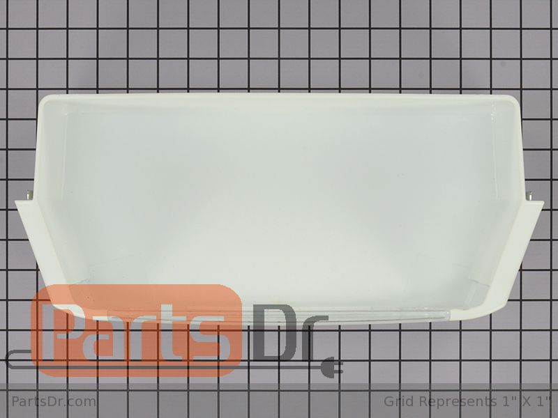 wp2257018 whirlpool refrigerator door shelf bin parts dr. Black Bedroom Furniture Sets. Home Design Ideas