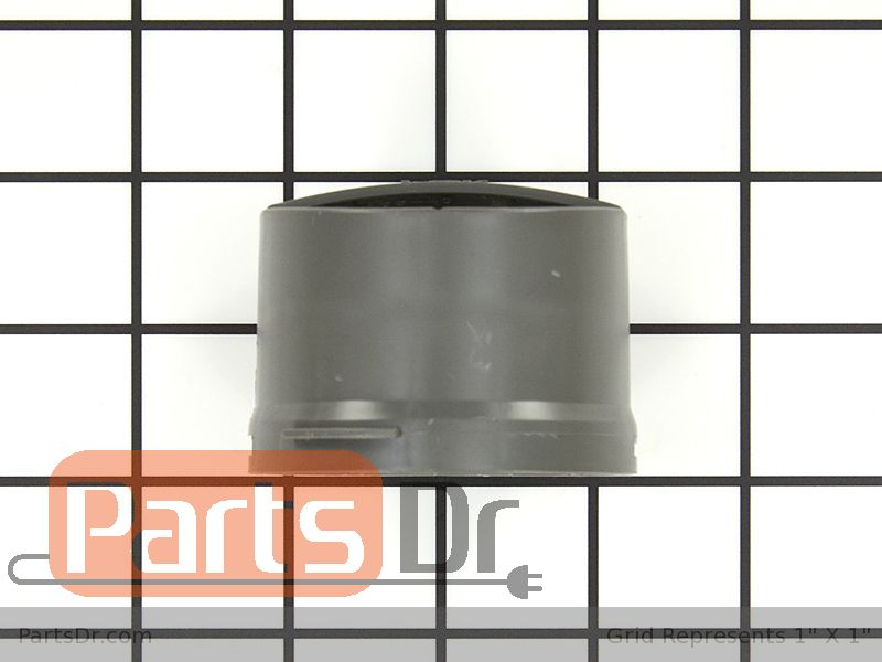 Wp2260518mg Whirlpool Water Filter Cap Gray Parts Dr