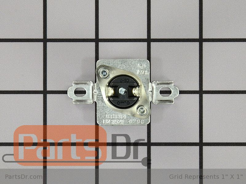 279973 Whirlpool Dryer Thermostat Fuse Amp Thermostat