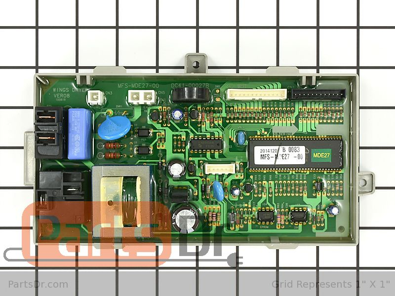 Wp35001153 Whirlpool Main Control Board Parts Dr