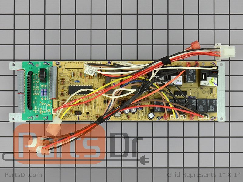 Wp74009320 Jenn Air Oven Control Board Parts Dr