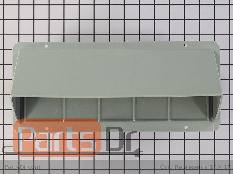 A403 Jenn Air Wall Vent Cap 3 1 4 Quot X 10 Quot Parts Dr