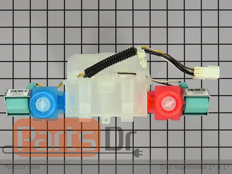 Wpw10144820 Whirlpool Washer Water Inlet Valve Parts Dr