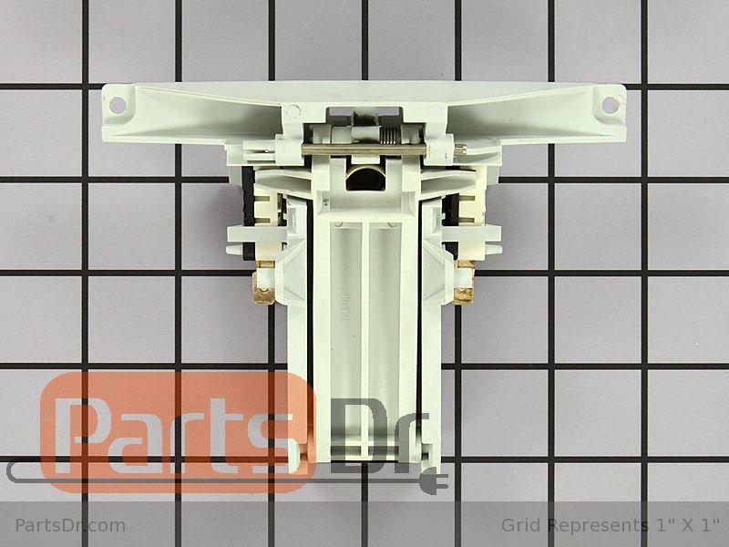 Wpw10275768 Maytag Door Latch No Handle Parts Dr