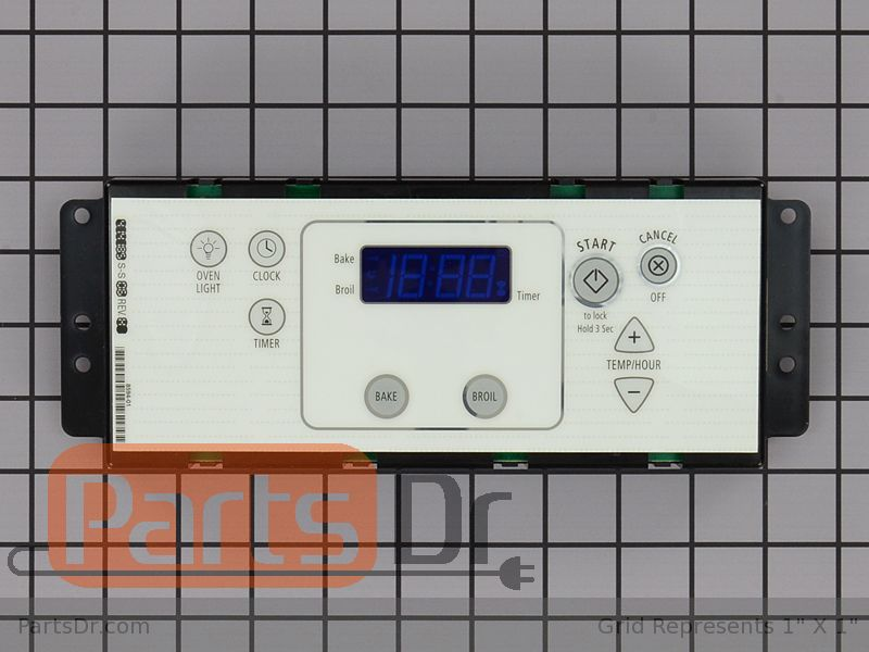 Wpw10335164 Whirlpool Oven Control Board Parts Dr