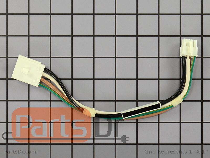 WPW10360140  Whirlpool Ice Maker Wire Harness   Parts Dr