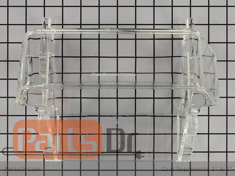 w10462299 whirlpool refrigerator door shelf bin parts dr. Black Bedroom Furniture Sets. Home Design Ideas