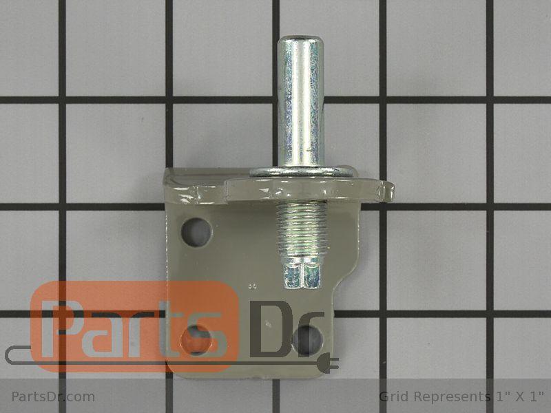 W10500004 Whirlpool Bottom Door Hinge Kit Parts Dr