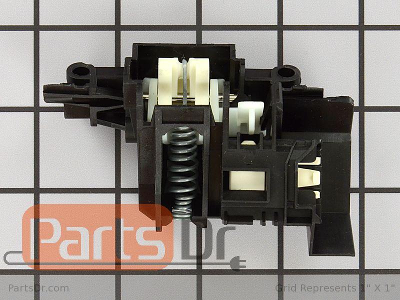 Wpw10653840 Whirlpool Door Latch Parts Dr