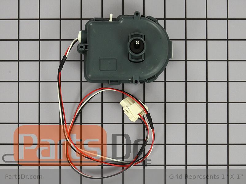 Wr60x10255 ge refrigerator evaporator fan motor parts dr for Ge refrigerator evaporator fan motor replacement