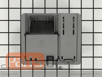 Bosch Dishwasher Rinse Aid Dispenser