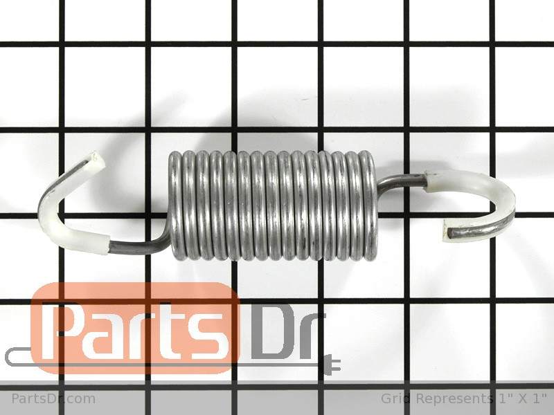 134362800 Frigidaire Washer Suspension Spring Parts Dr