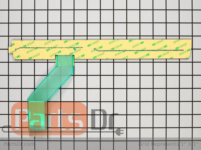 154489203 Frigidaire Switch Assembly Genuine OEM 154489203