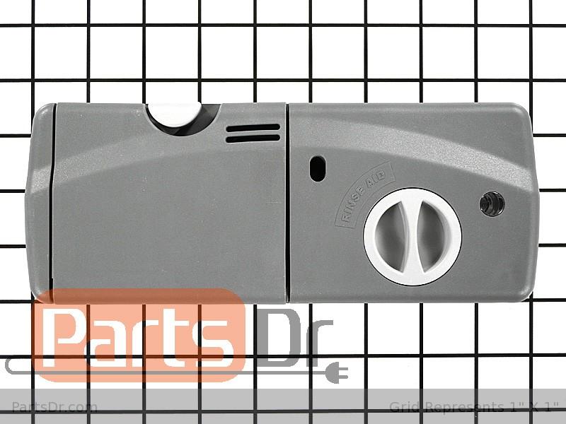 Kenmore Refrigerator Repair >> 154860103 - Frigidaire Detergent & Rinse Aid Dispenser | Parts Dr