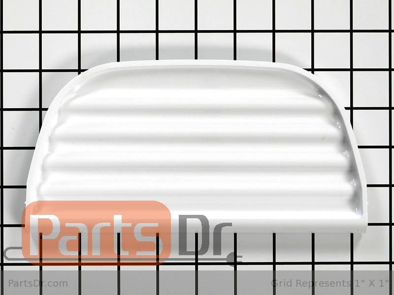 Wp2183787w Whirlpool Refrigerator Drip Tray White